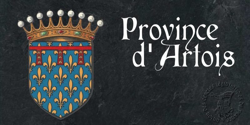 Héraldique de la province d'Artois